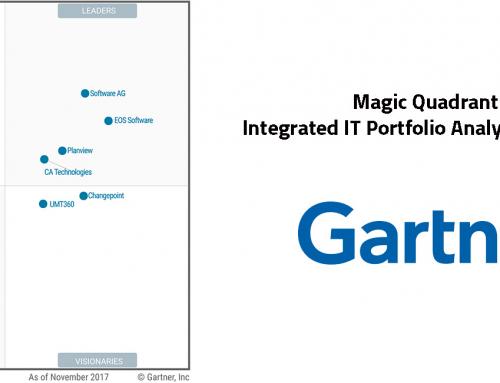 Clarity PPM, líder en Aplicaciones Integradas de Análisis de Portafolio de TI, según Gartner