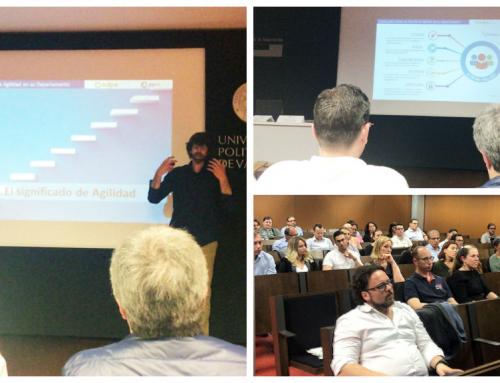 Cómo poner en marcha la Agilidad, evento en PMI Valencia