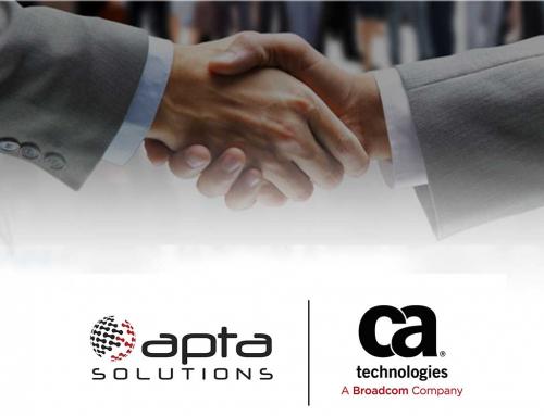 Apta, partner de Broadcom en la servicios de Clarity (CA PPM) y Rally (CA Agile Central)