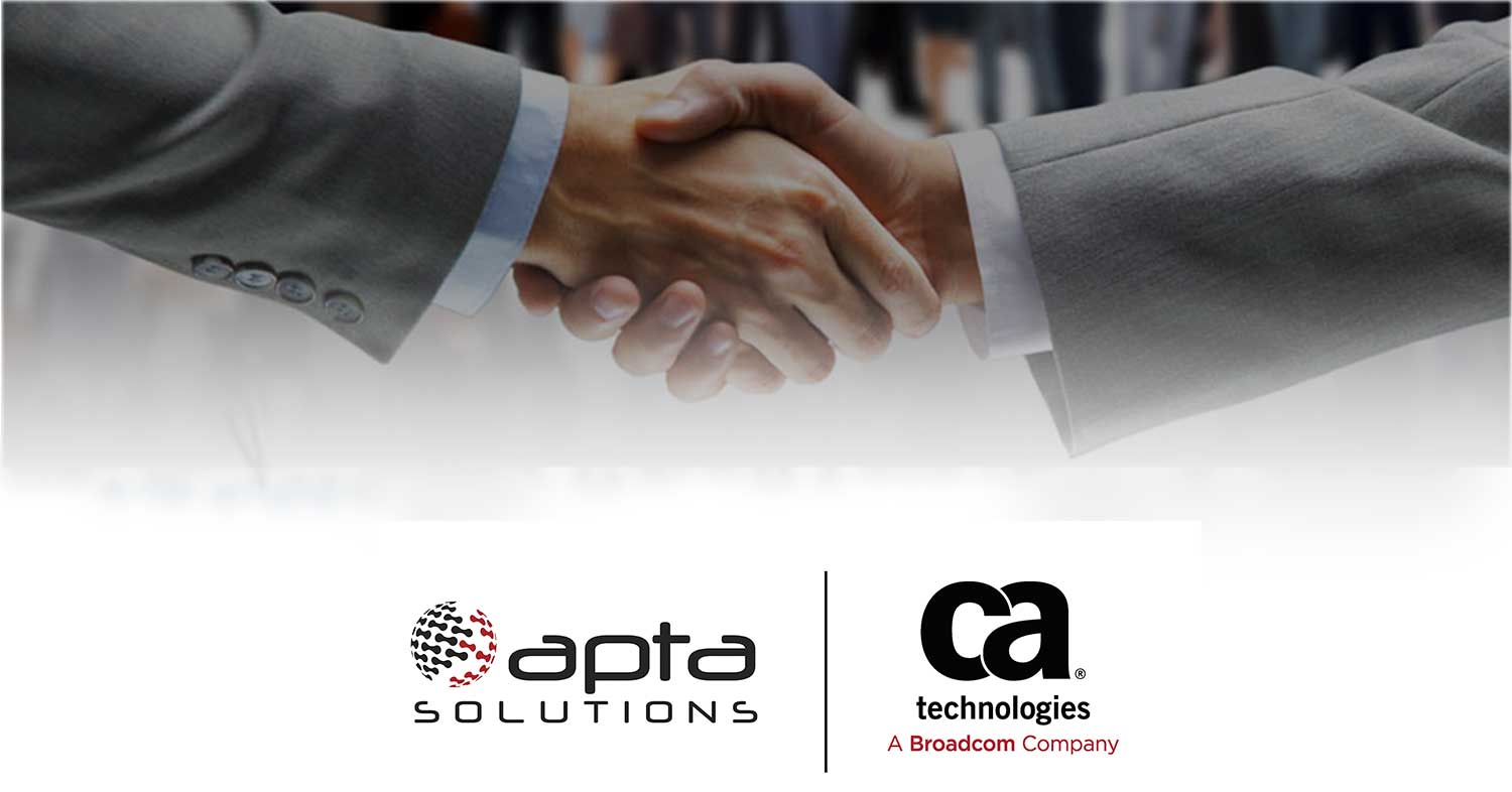 apta broadcom partner
