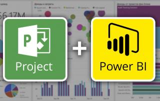 microsoft project online power bi conectados