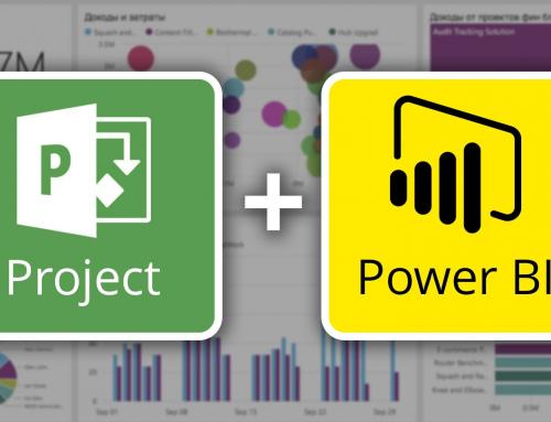 Microsoft Project y Power BI, la solución óptima para gestionar la cartera de proyectos