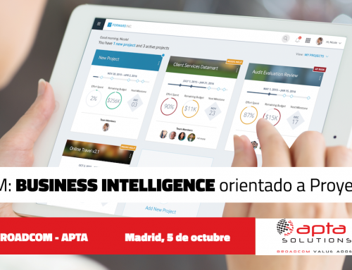 PPM: Business Intelligence orientado a Proyectos